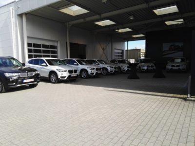 GNA ecologisch verantwoord wagenpark