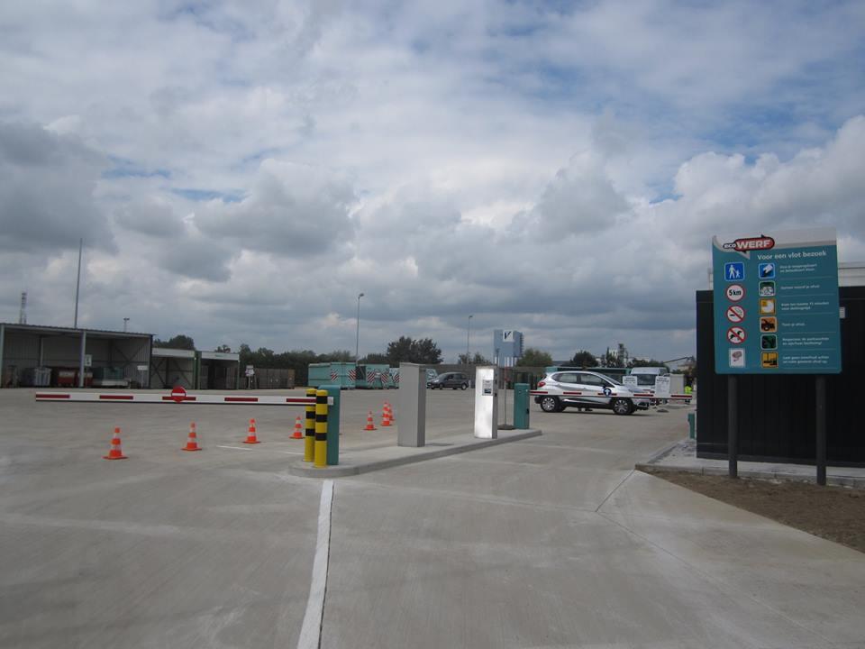 Containerpark Tienen